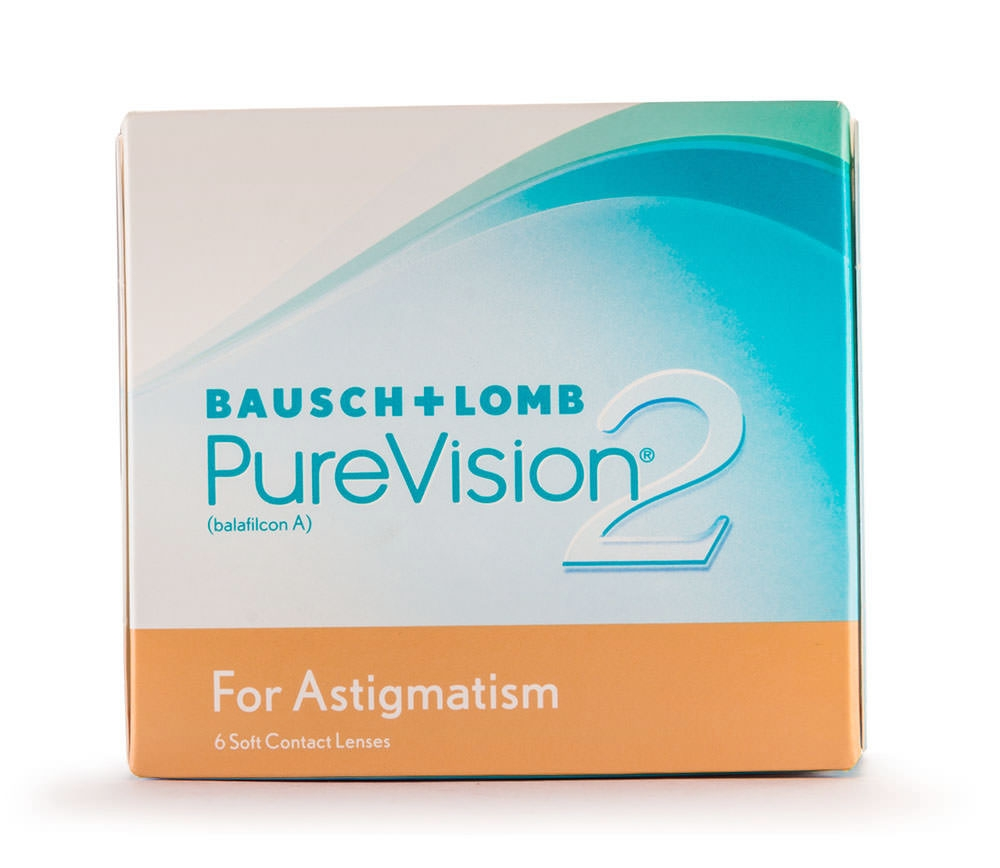 bausch lomb purevision 2 astigmatism 6 lenses box. Black Bedroom Furniture Sets. Home Design Ideas