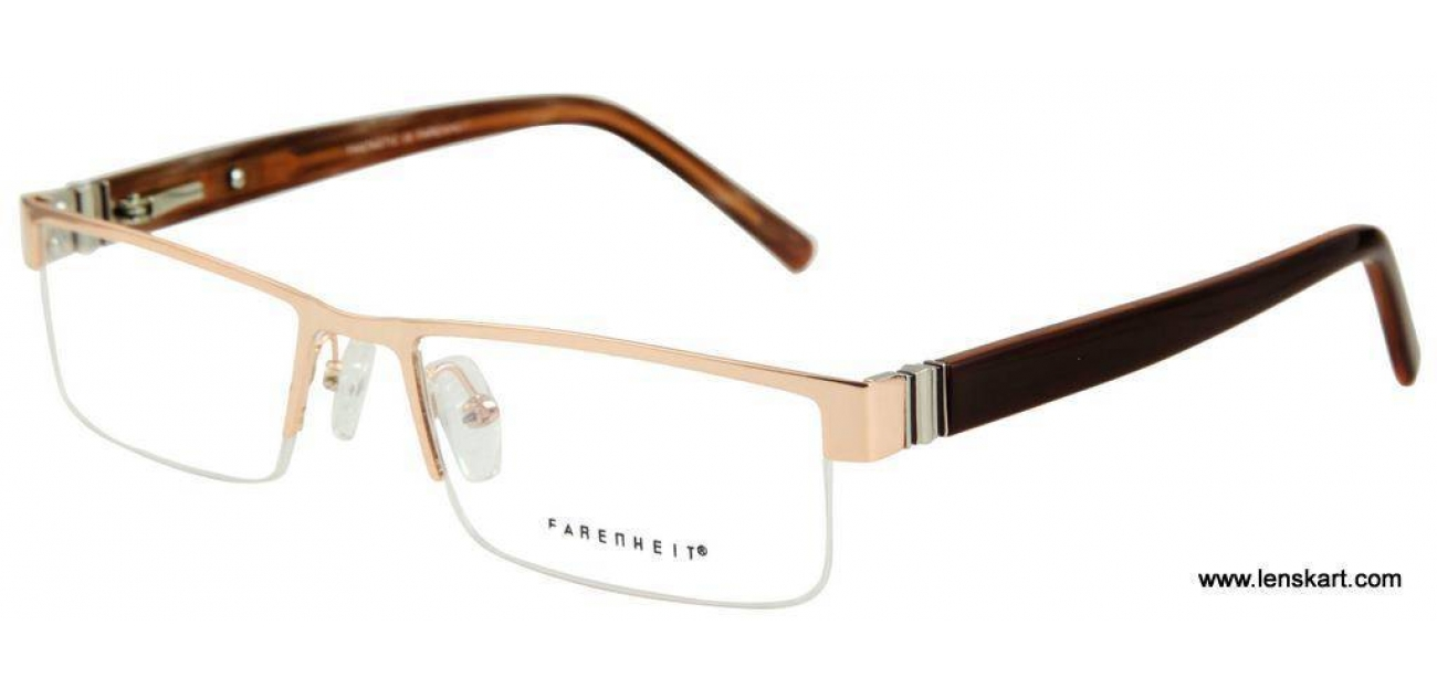 Farenheit FA11212 Golden Eyeglasses