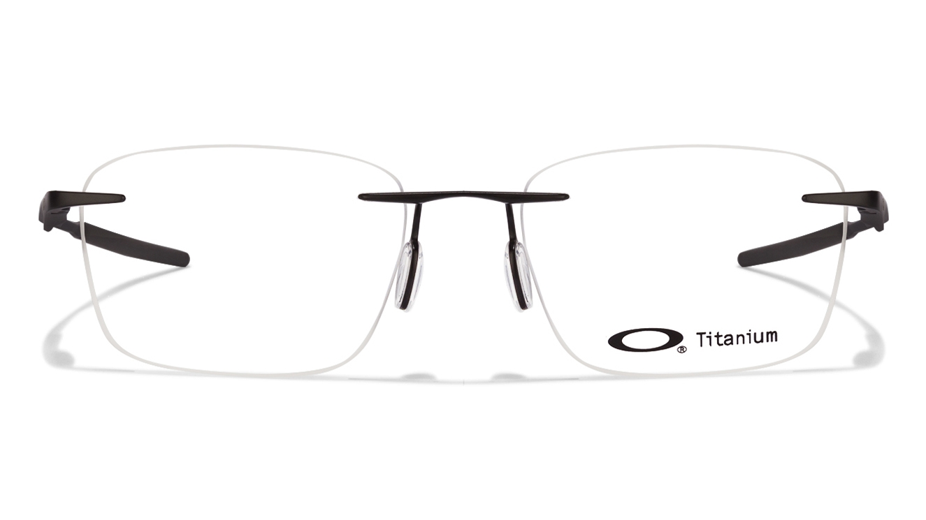 Eyeglass Frames To Try On At Home : Shop online for Oakley OX5115 Size:53 Black 02 Eyeglasses ...